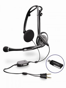 Plantronics 470 headset