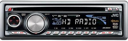 JVC KD-HDR30 HD Radio Car Stereo Review